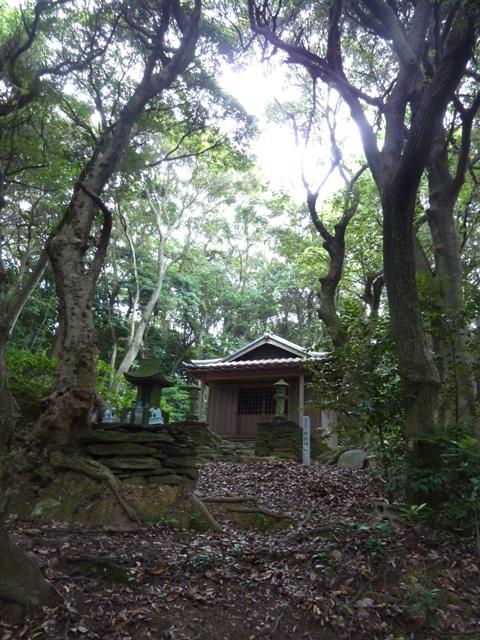 隱藏基督徒的枯松神社